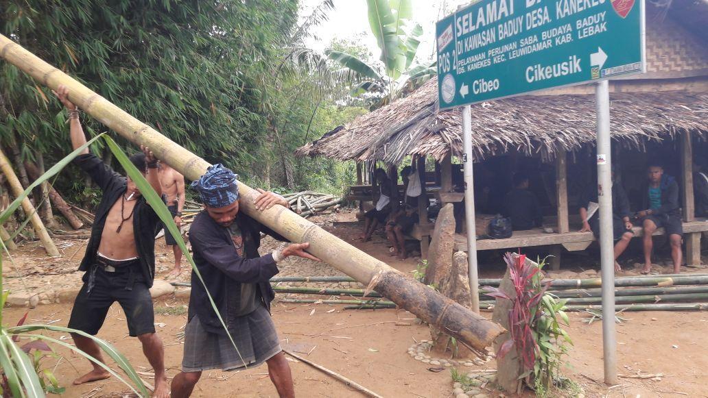 Alasan Suku Baduy Tidak Ikut Pemilu Sportourism Id Jembatan Bambu