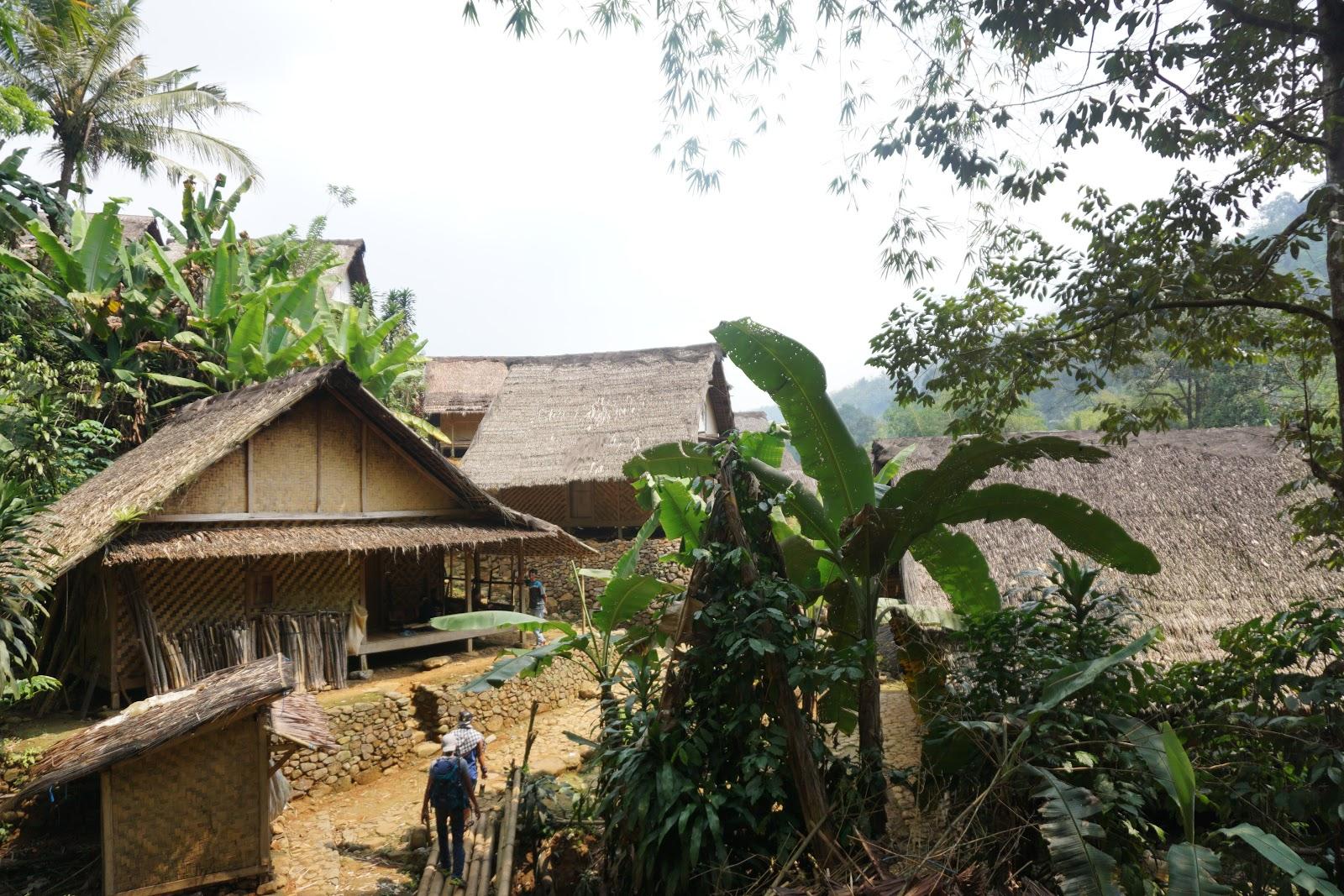 Aychoty Piknik Cantik Jelajah 7 Wonders Banten Wisata Budaya Perkampungan