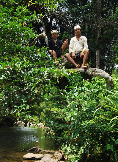 Baduy Bukan Suku Terasing Banten Tradisional Memegang Teguh Adat Tradisi