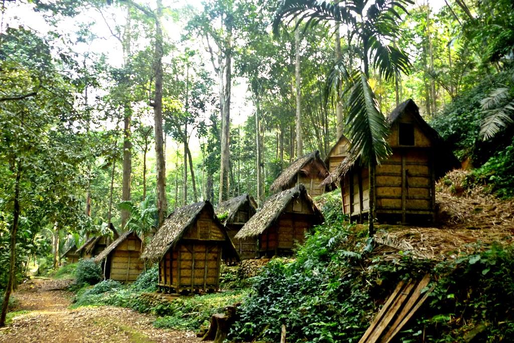 Bertamu Kampung Badui Lebak Banten Perjalananku Rumah Lumbung Padi Luar