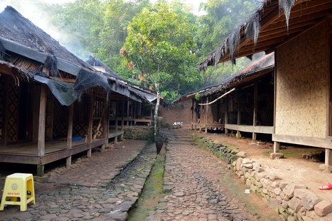 Desa Kanekes Budaya Perkampungan Tradisional Baduy Kab Lebak