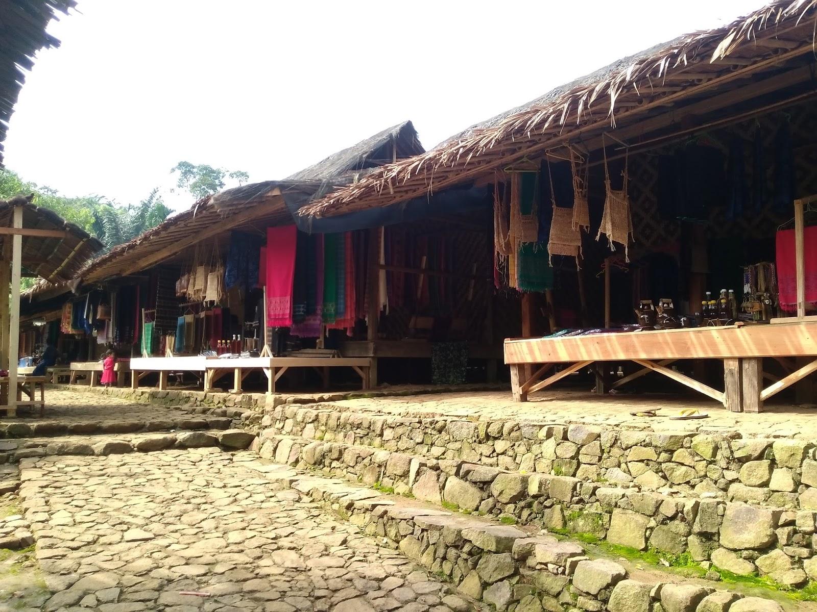 Festival Baduy 2016 Gerbang Wisata Desa Adat Perkampungan Tradisional Kab