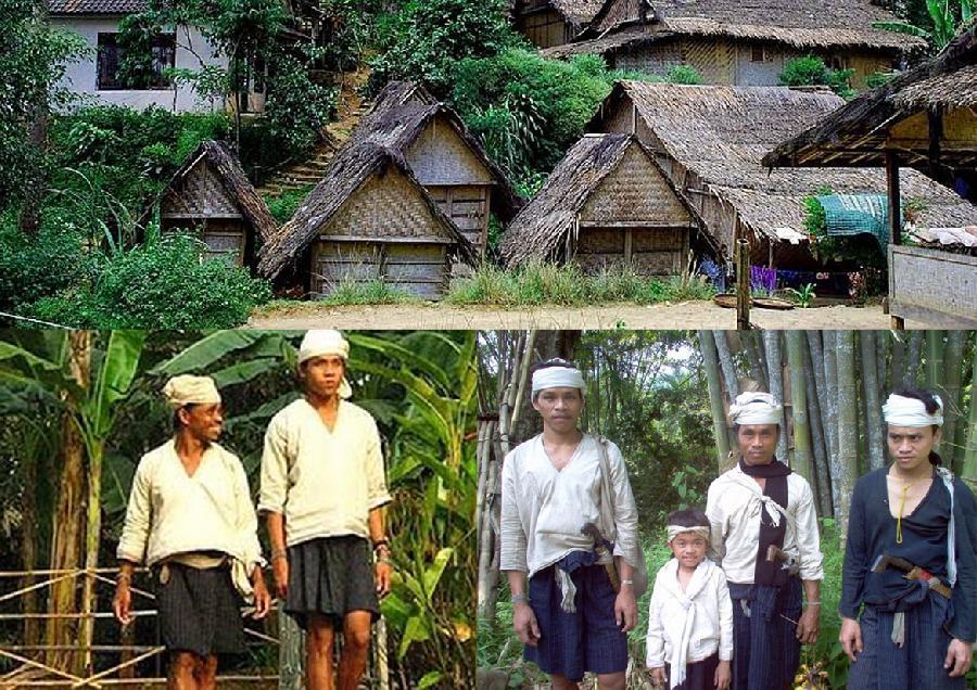 Kampung Baduy Masuk Destinasi Wisata 7 Wonderful Banten Perkampungan Tradisional