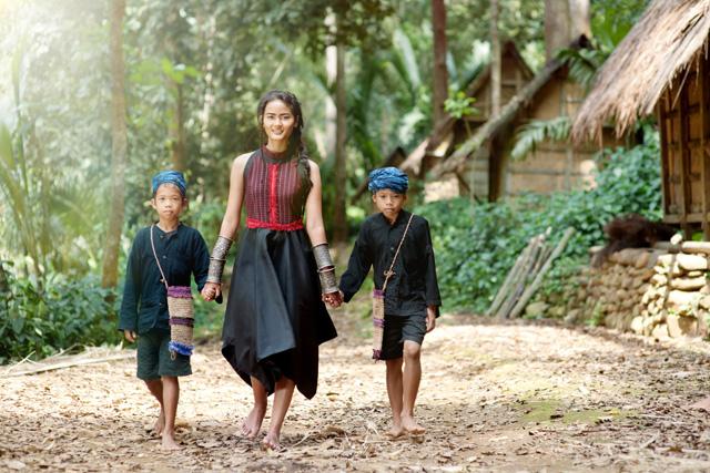 Kebudayaan Suku Baduy Lebak Banten Kumeok Memeh Dipacok Perkampungan Tradisional