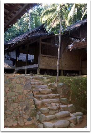 Kembali Alam Bersama Suku Baduy Info Banten Akomodasi Perkampungan Tradisional