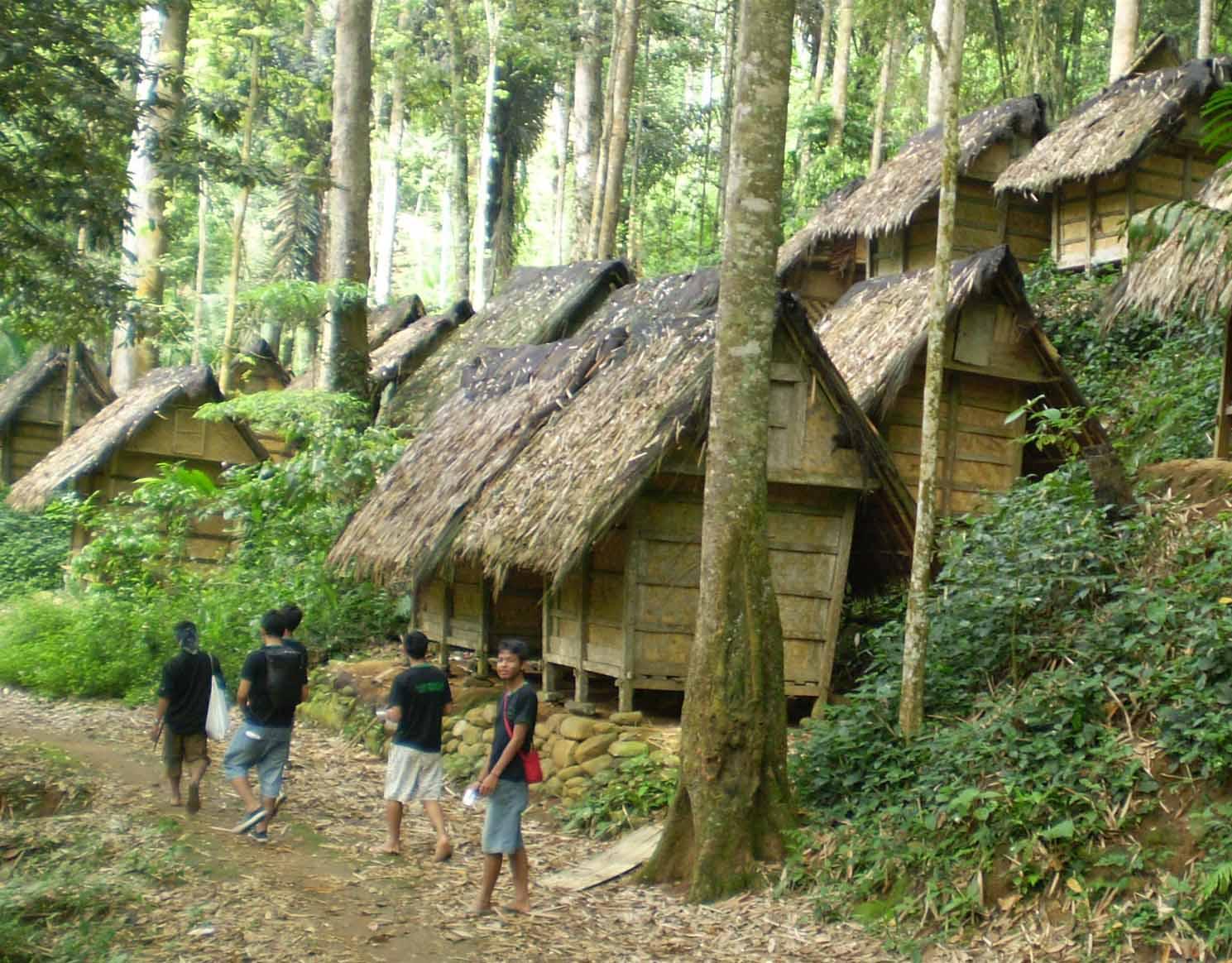 Paket Wisata Suku Badui Baduy Perkampungan Tradisional Kab Lebak