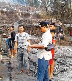 Perkampungan Baduy Luar Kebakaran Bantuan Mulai Berdatangan Kabar Hebat Melanda