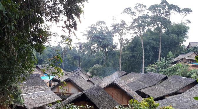 Rahasia Rumah Suku Baduy Tetap Kokoh Gempa Banten Regional Mengguncang