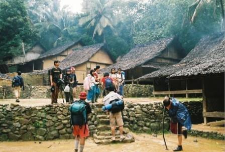 Sejarah Awal Adanya Suku Baduy Kanekes Kumpulan Perkampungan Tradisional Kab