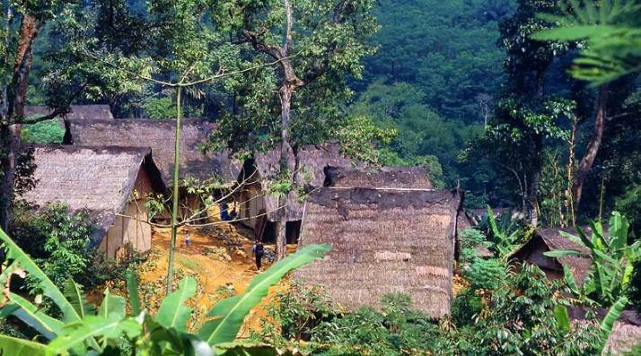 Suku Baduy Definisi Asal Usul Kepercayaan Bahasa Mata Pencaharian Perkampungan