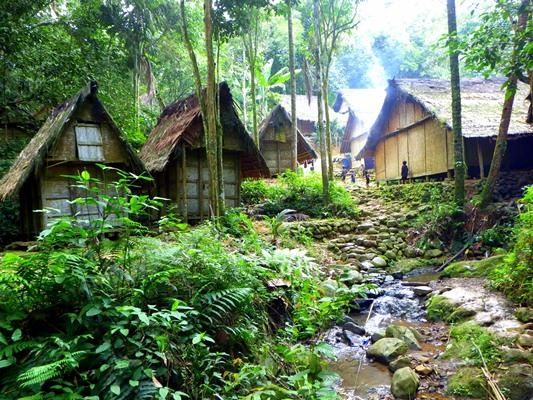 Tradisi Baduy Harmoni Alam Kelangsungan Hidup Menemui Kehidupan Tradisional Suku