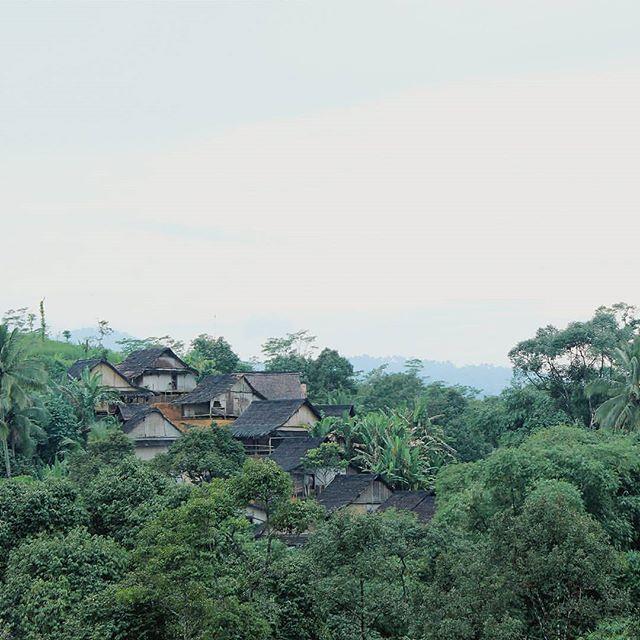 Wisata Budaya Mempelajari Kearifan Lokal Berkunjung Desa Kanekes Lebak Banten