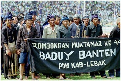 Writings Abstract Suku Baduy Kabupaten Lebak Banten Kanekes Kelompok Masyarakat