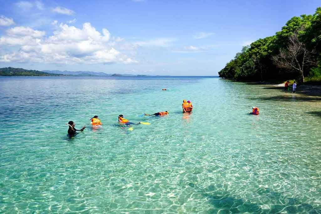 Day Trip Gili Nanggu Tangkong Sudak Kedis Snorkeling West Lombok