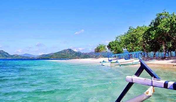 Gili Nanggu Pulau Lombok Sudak Tangkong Kedis Layar Ringgit Poh