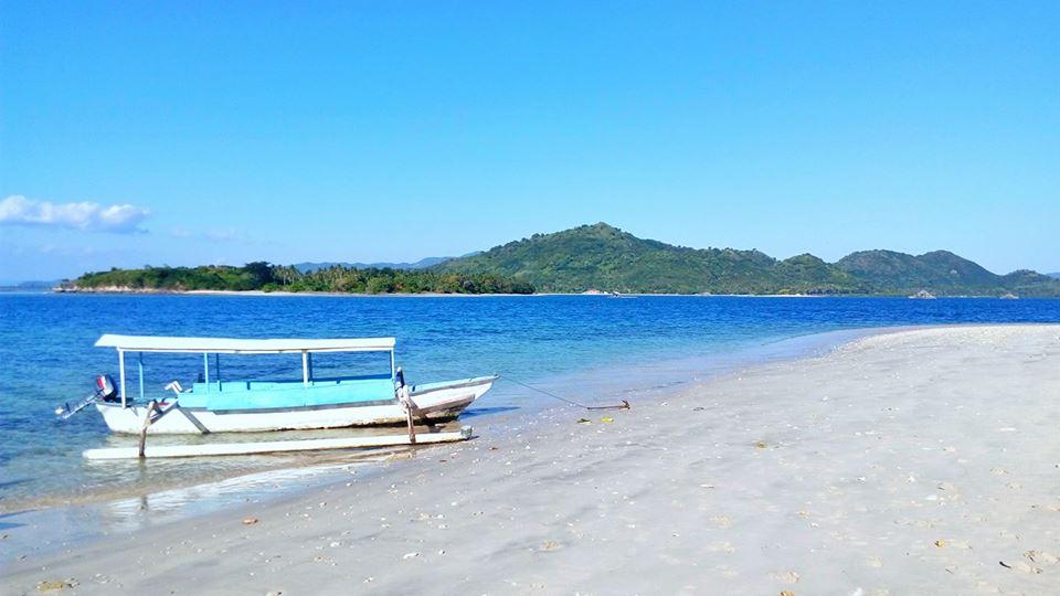 Gili Tangkong Destinasi Wisata Lombok Titik Dibandingan Lainnya Terutama Trawangan