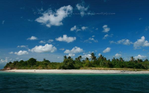 Gili Tangkong Lombok Island Kab Barat
