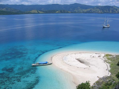 Gili Tangkong Lombok Kab Barat