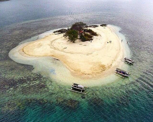 Gili Trawangan Nanggu Sudak Tangkong Gede Kedis Kab Lombok Barat