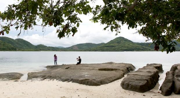 Mungil Gili Kedis Pulau Cinta Kabupaten Lombok Barat Info Nasional