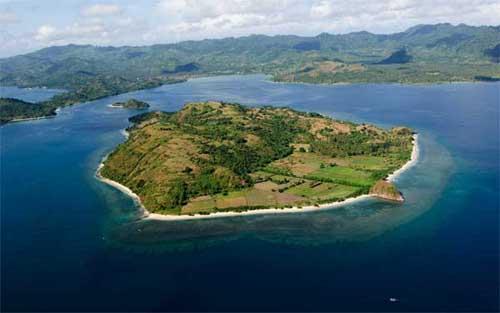 Object Wisata Lombok Gilis Secara Administrasi Pulau Gili Asahan Terletak