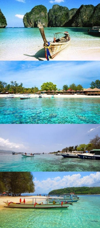 Pulau Gili Nanggu Lombok Nurhalikamir Blog Pesisir Timur Bersebelahan Tangkong