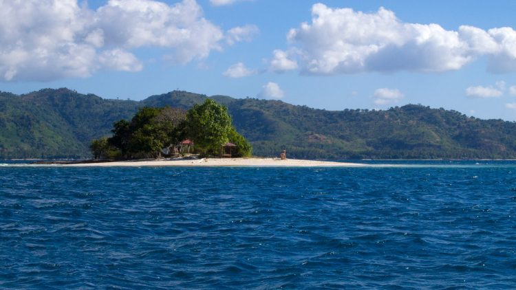 Secuil Surga Gili Kedis Lombok Barat Memukau Tangkong Kab