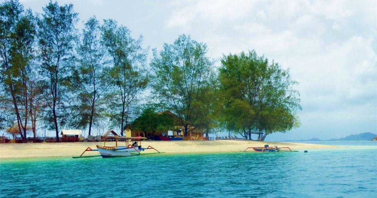 Surga Snorkling Gili Nanggu Tangkong Kab Lombok Barat