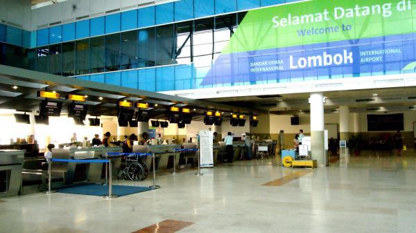 1605 Lombok International Airport 2 Jpg Pasar Sesaot Kampung Kreatif
