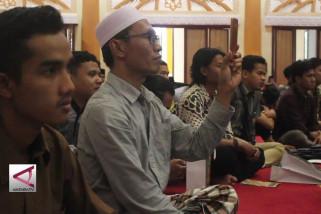 Gunung Sasak Objek Wisata Lombok Barat Antara News Kepulauan Ngabuburit