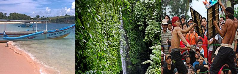 Harga Tiket Objek Wisata Lombok Htm Tempat Destinasi Timur Pasar