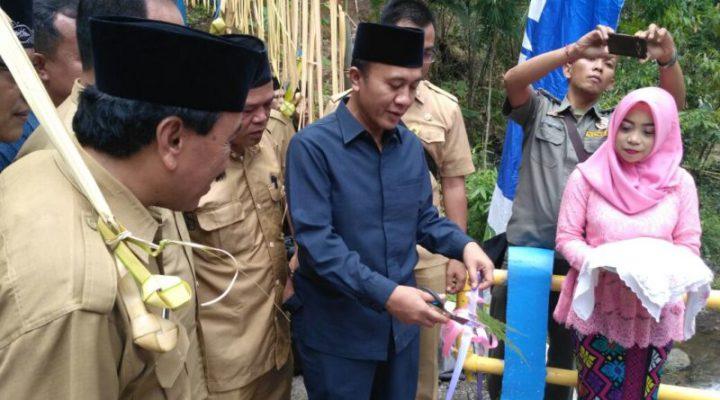 Kegiatan Bupati Laman 2 Kabupaten Lombok Barat Fauzan Khalid Resmikan