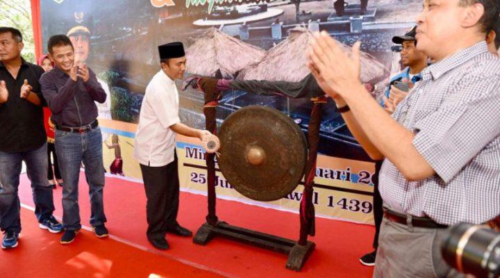 Kegiatan Bupati Laman 2 Kabupaten Lombok Barat Pasar Sesaot Kampung