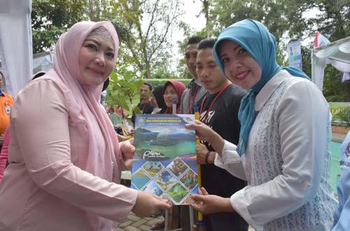 Keren Kampung Kreatif Sesaot Pasar Sekawan Kab Lombok Barat