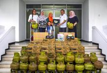 Ketua Tim Penggerak Pkk Ntb Erica Zainul Canangkan Kampung Kreatif