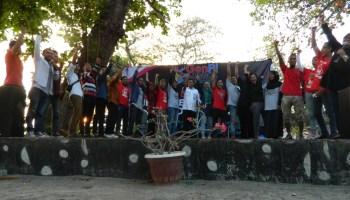Pasar Pancingan Angkat Potensi Wisata Desa Hijau Bilebante Genpi Lombok