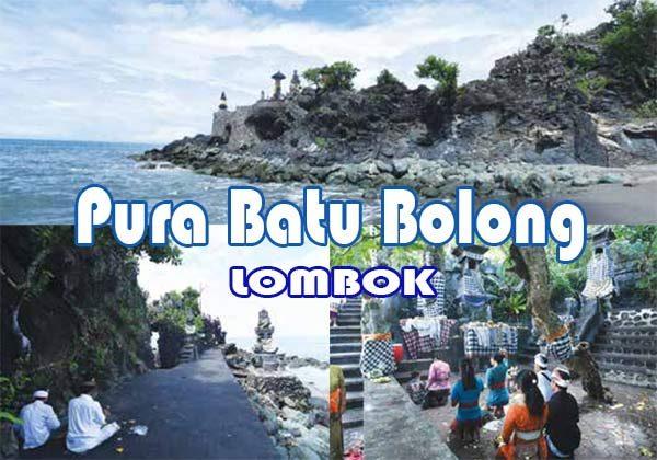 Harmoni Pura Batu Bolong Lombok Ntb Kanal Wisata Sebuah Kab