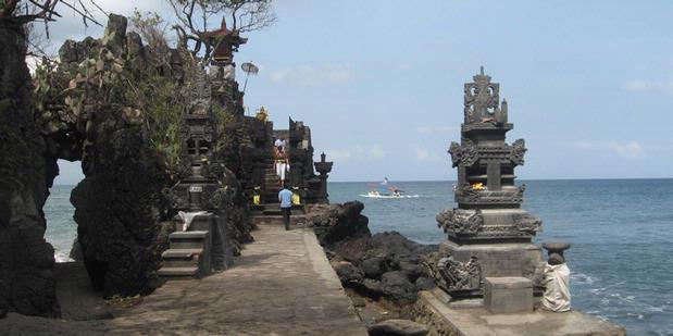Pura Batu Bolong Lombok Dolan Kab Barat