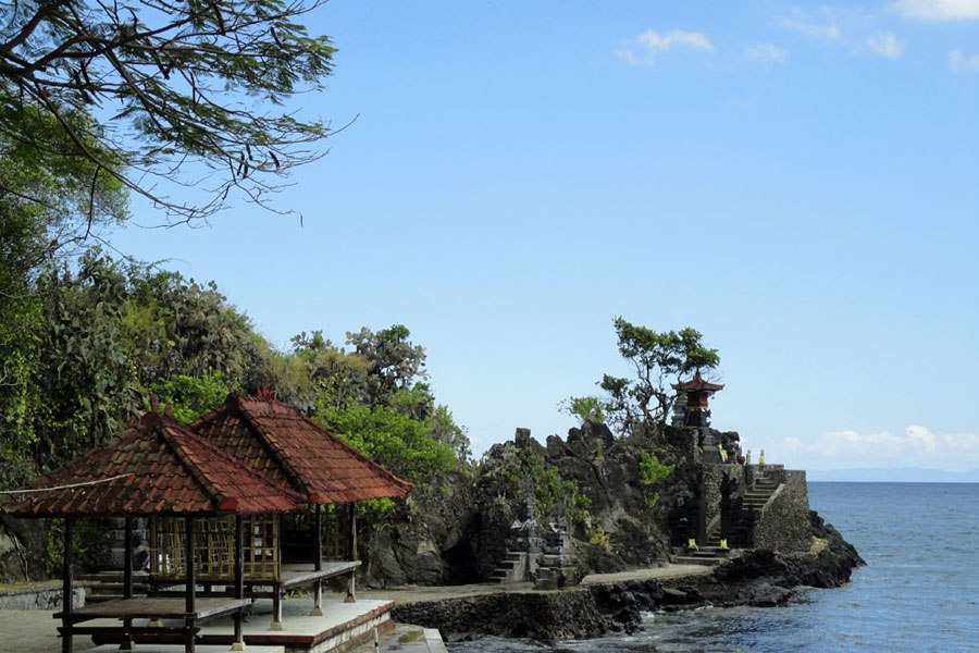 Pura Batu Bolong Lombok Option Bolong3 Kab Barat