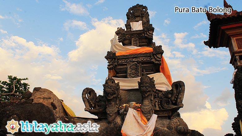 Tirtayatra Asia Pura Batu Bolong Senggigi Beliau Datang Lombok Kedua
