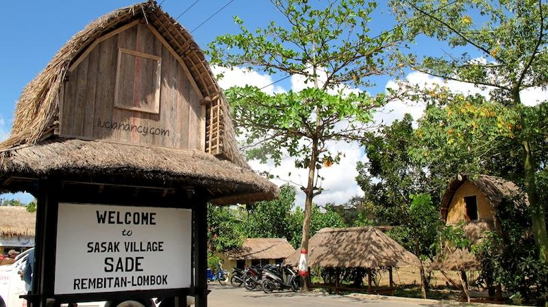 20 Tempat Wisata Lombok Barat Memukau Dusun Sade Pura Gunung
