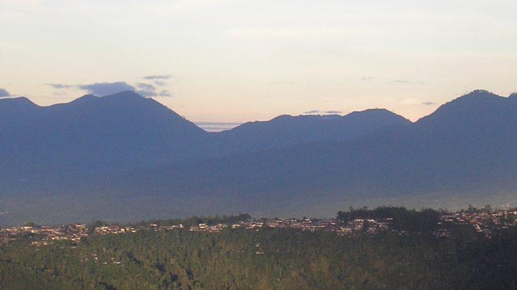Gunung Batukaru Bagging Pura Pengsong Kab Lombok Barat