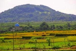 Gunung Sasak Lombok Gerung Barat Surga Wisata Pura Pengsong Kab