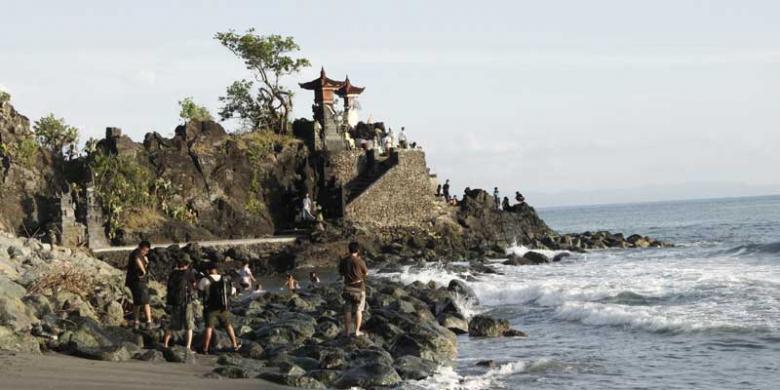 Lombok Barat Benahi Destinasi Wisata Kompas Pura Gunung Pengsong Kab