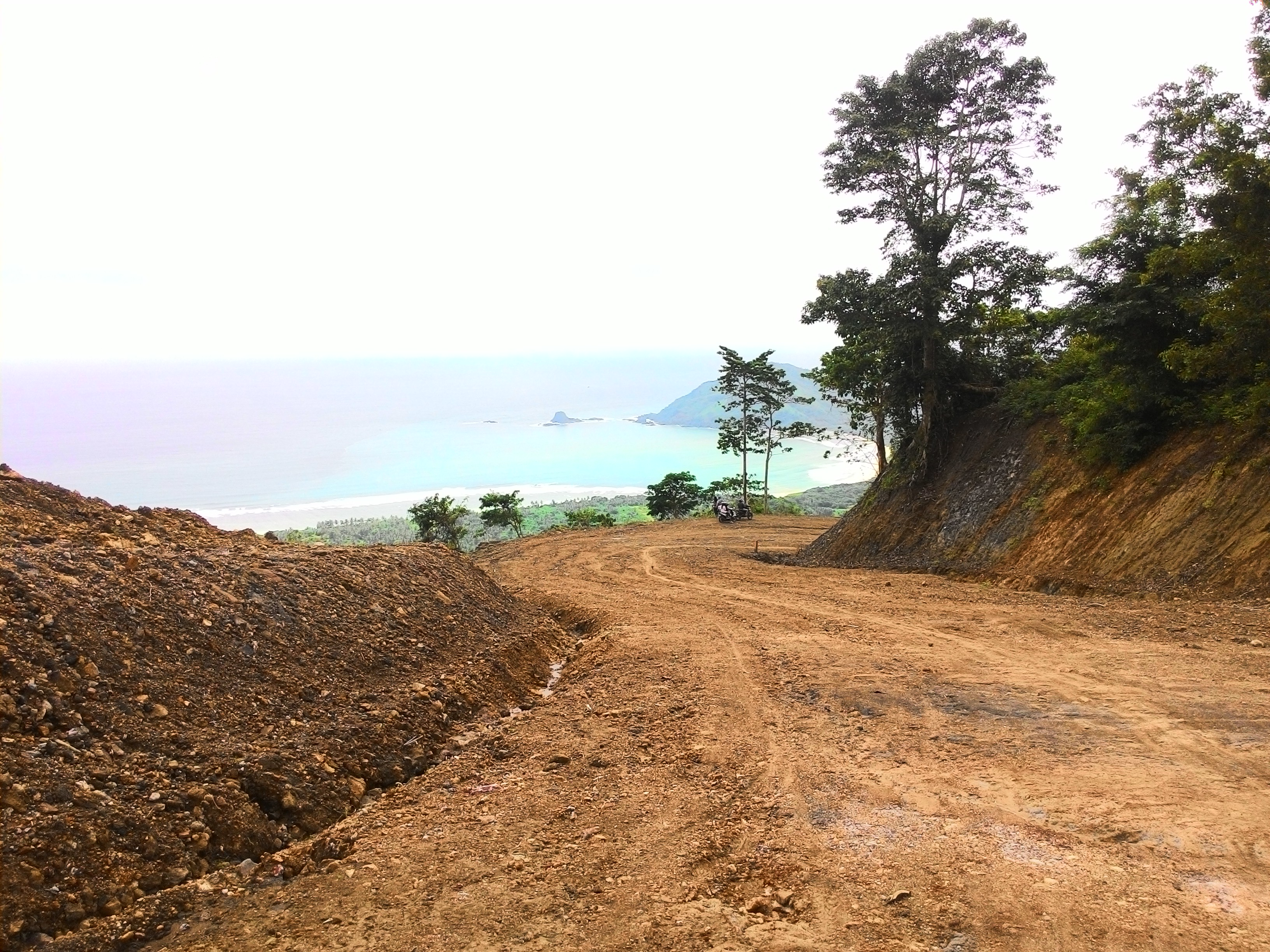 Pantai Teluk Mekaki Lombok Barat Gerbang Wisata Tour Adventure Jalan