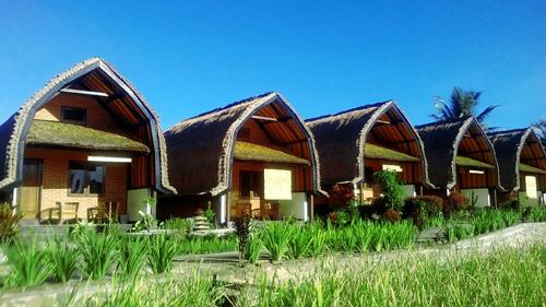 Pulau Lombok Wisata Exotic Gili Gilis Tetebatu Salah Satu Objek