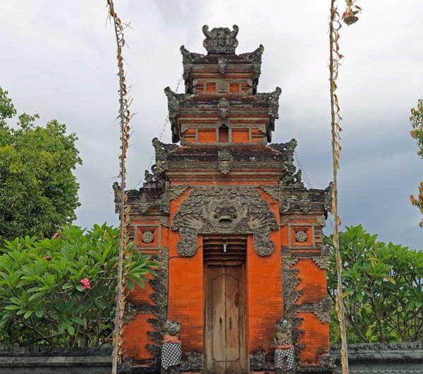 Pura Lingsar Lombok Barat Lombokita Tour Travel Gunung Pengsong Kab