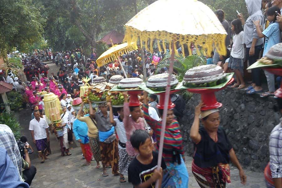 Pura Lingsar Lombok Option Lingsar6 Gunung Pengsong Kab Barat