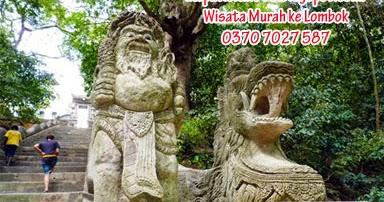 Wisata Lombok Harga Murah Hutan Gunung Pengsong Pura Kab Barat