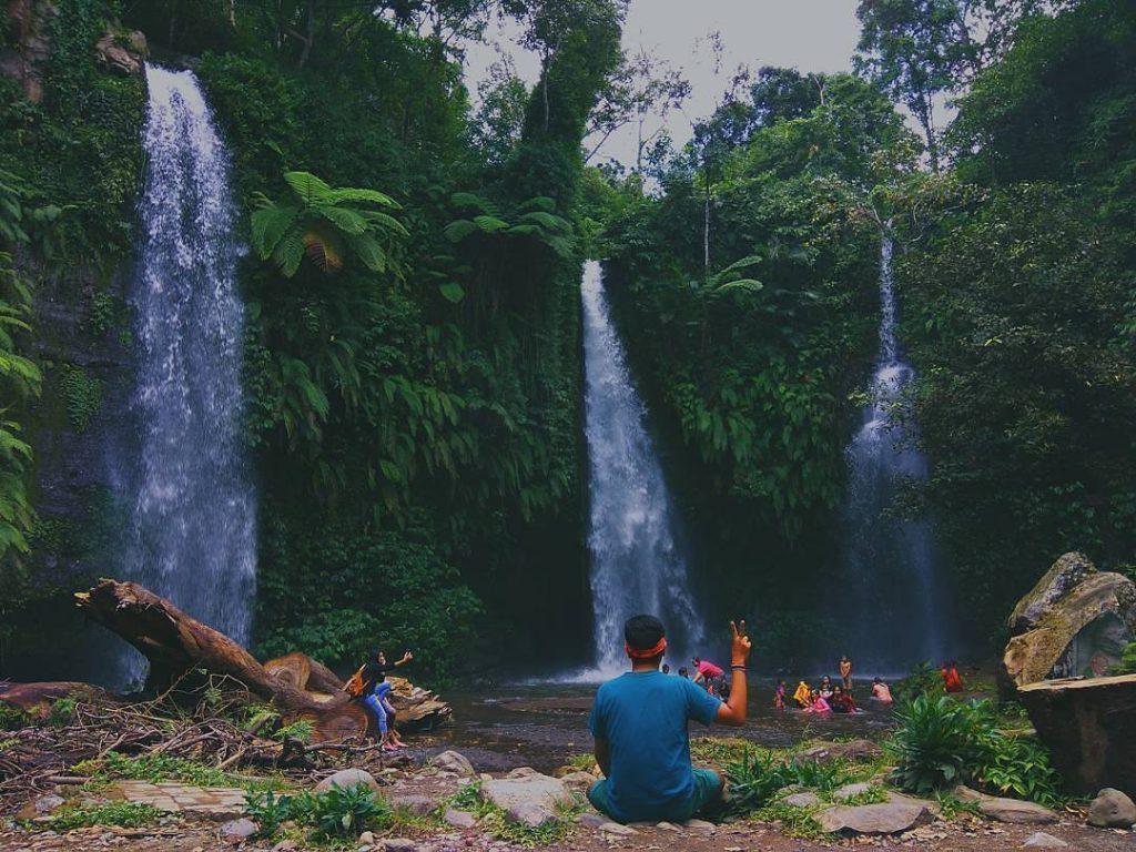 11 Tempat Wisata Kabupaten Lombok Tengah Wah Traveling Yuk Pemandian